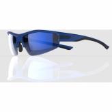Mirage zonnebril blauw/zwart