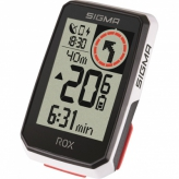 Sigma ROX 2.0 GPS White Top mount set