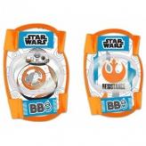 Ochraniacze kolana i łokcie Star Wars bb8