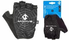 Rękawiczki rowerowe M-Wave  Spiderweb gel XL