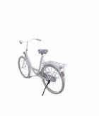 Nóżka rowerowa Steco 26 e-bike czarna