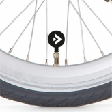 Alpina ventieldop D/V met logo