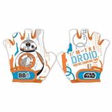 Rękawiczki dziecięce na rower Star Wars