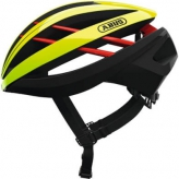 Kask rowerowy Abus Aventor neon yellow L