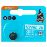 Bateria cr927 vinnic ( litowa )