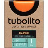 Tubolito bnb Cargo / e-Cargo 24 x 1.75 - 2.5 av