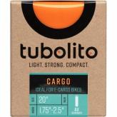 Dętka rowerowa Tubolito Cargo 20x1.75-2.5 AV
