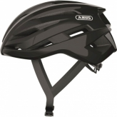 Kask rowerowy Abus StormChaser shiny black L