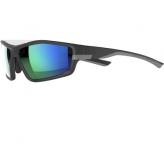 Okulary przeciwsłoneczne Mirage czarne 3 soczewki