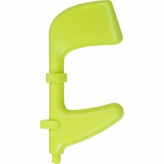 Basil Hook on lock system green flag