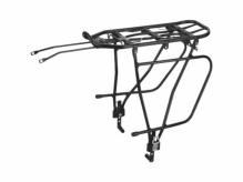 Bagażnik rowerowy KW680-09 24-28 czarny