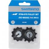 Kółka przerzutki Shimano M6000 GS