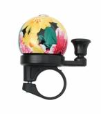 Dzwonek rowerowy gong alu-plast kwiaty (jh-808a4)