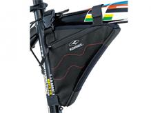 Torba rowerowa na ramę Konnix czarna