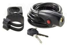 Zapięcie rowerowe HW 20/10-180 kluczyk