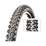 Opona rowerowa CST 24x1,95 c-1040n Black Tiger eco