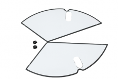 Osłona na koło hesling ejz m26/5e2 biała