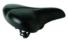 Siodełko rowerowe na sprężynach abi si 501