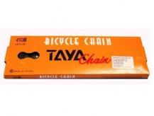 Łańcuch rowerowy Taya 1-rz. 92og srebrny