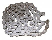 łańcuch kmc 11 rz. x11el 118 og. silver box