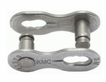 Złączka łańcucha kmc 7/8 rz. ept sil 7,3 mm folia