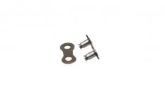 Spinka łańcucha rowerowego 6/7 MTB srebrna