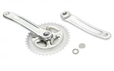 Mechanizm korbowy alu 170x38 srebrny