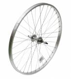 Koło rowerowe tylne 24 wolnobieg
