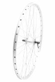 Koło rowerowe przednie 28 Shimano fht3000 srebrne