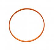 Obręcz rowerowa 24 507x26 36 otworów pomarańczowa