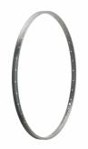 Obręcz rowerowa 28 622x21 36 otworów srebrna