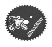 Tarcza mechanizmy korbowego BMX Nyquist 44t