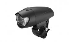 Lampka rowerowa przednia JY-180 3 LED czarna