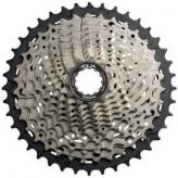 Kaseta rowerowa 11-rzędowa slx cs-m7000 11-40 srebrna