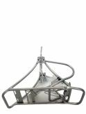 Bagażnik rowerowy O-stand CD-47 26-28 srebrny