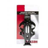 Uchwyt na bidon Simson Basic czarny połysk