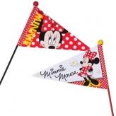 Chorągiewka rowerowa Minnie Mouse