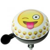 Dzwonek rowerowy Widek 80mm emoticon crazy
