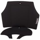 Wkładka do fotelika rowerowego Bobike Maxi czarna