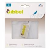 Pokrowiec przeciwdeszczowy na przedni fotelik rowerowy Qibbel