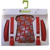 Zestaw do stylizacji przedniego fotelika rowerowego Qibbel