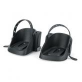 Podnóżki do fotelika rowerowego Bobike Mini One czarne