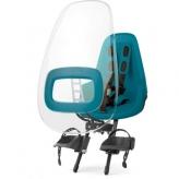 Szyba do fotelika rowerowego Bobike One+ niebieski