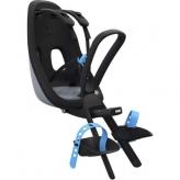 Fotelik dziecięcy Yepp Nexxt Mini Thule na rower przód czarny - szary