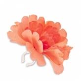 Kwiat na kierownicę peonia pomarańczowa Basil