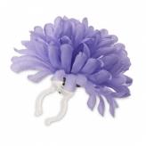 Kwiat na kierownicę chryzantema fioletowa Basil