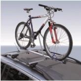 Bagażnik na rower na dach top bike lock