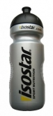 Bidon Isostar 650 ml srebrno-czarny