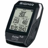Licznik rowerowy Sigma Rox 7.0 GPS czarny