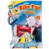 Sygnalizator pożaru z megafonem Bike Fun